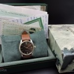 Rolex Oyster Perpetual 1005 Original Tropical Gilt With