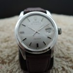 Rolex Air King Date 5700 With Original Silver Dial