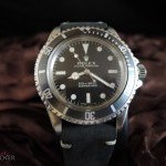 Rolex 5513 Meter First Matt Dial With Grey Bezel