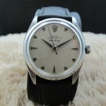 Rolex Air King 5500 Original Creamy Fly Index Dial