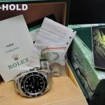 Rolex Submariner 14060m Full Set With Box And Paper