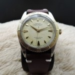 Rolex Turn-o-graph 6202 2-tone With Creamy Honeycomb Dia