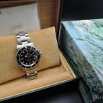 Rolex Submariner 14060 t25 Dial With Box And Paper