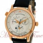 Jaeger-LeCoultre Master Control 1000 Hours Master World Geographic