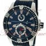 Ulysse Nardin Maxi Marine Diver 44mm Blue Conquer The Ocean