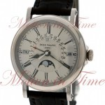 Patek Philippe Grand Complication Perpetual Calendar Moonphase wi