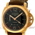 Panerai Officine  Luminor 1950 8-Day GMT Oro Rosa