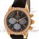 Omega Co-Axial Chronograph Ladies Automatic 35mm