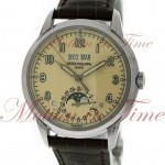 Patek Philippe Grand Complications Perpetual Calendar Moonphase