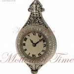 Omega CH Meylan Vintage Pendant Circa 1915 Watch with St