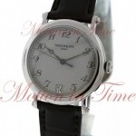 Patek Philippe Calatrava Officer039s Watch Discontinued Model
