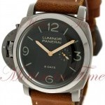 Panerai Officine  Luminor 1950 Left-Handed 8-Days Titanio