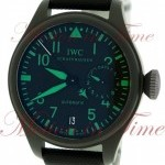 IWC Big Pilot039s Top Gun Boutique Edition Green