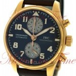 IWC Pilot039s Double Chronograph 100th Anniversary of