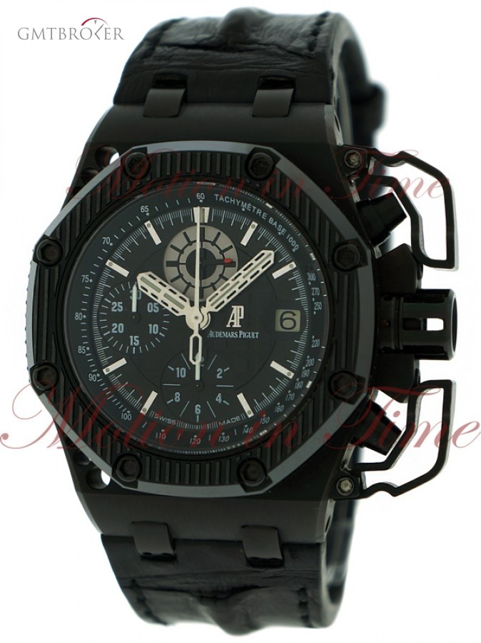 Audemars piguet royal oak offshore survivor photo 1 on gmtbroker for Royal oak offshore survivor