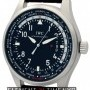 IWC Worldtimer Stainless Steel 45mm