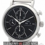 IWC Portofino Chronograph 42mm Stainless Steel