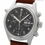 IWC Pilot Doppel Chronograph Stainless Steel 42mm