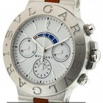 Bulgari Regatta Chronograph 18k White Gold