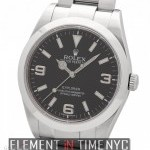 Rolex Stainless Steel 39mm
