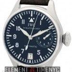 IWC Big Pilot 7 Days Power Reserve Steel 46mm