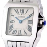 Cartier Demoiselle Stainless Steel 21mm