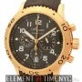 Breguet Type XXI Flyback Chronograph 18k Rose Gold