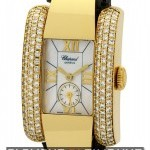 Chopard Diamond Case Mother Of Pearl Dial