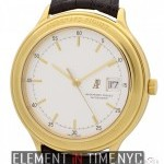 Audemars Piguet 18k Yellow Gold 40mm Silver Dial