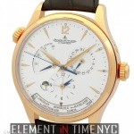 Jaeger-LeCoultre Master Geographic 18k Rose Gold 39mm