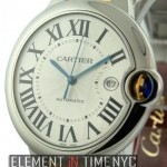 Cartier Steel  Yellow Gold Automatic 42mm