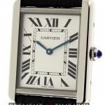 Cartier Tank Solo Stainless Steel 27mm