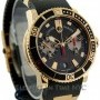Ulysse Nardin Diver Chronograph Rose Gold 42mm