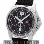 Chopard Gran Turismo XL Stainless Steel Black Dial 44mm