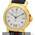 Breguet Automatic Big Date 18k Yellow Gold 40mm