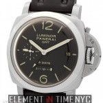 Panerai Luminor 1950 8 Days GMT 44mm Stainless Steel