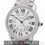 Cartier Extra-Large 42mm Stainless Steel Automatic