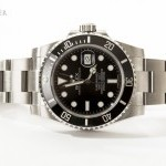 Rolex Submarine steel black dial