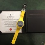 Corum ADMIRAL8217 S CUP limited edition n 13100