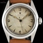 Rolex Air-Giant Precision Gents Vintage Silver Dial 4365