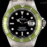 Rolex Very Rare Submariner Date Gents Stainless Steel Or