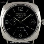 Panerai 18k WG Radiomir 10 Days Power Reserve GMT BP PAM00