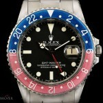 Rolex Transitional GMT-Master Vintage Gents Stainless St