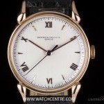 Vacheron Constantin Constantin 18k Rose Gold Vintage Gents Dress Watch