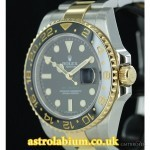 Rolex GMT-Master II 116713LN Steel  Gold
