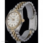 Rolex Midsize DateJust 6827 Steel  Gold