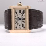Cartier Divan lady quartz
