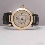 Cartier Pasha yellow gold 38