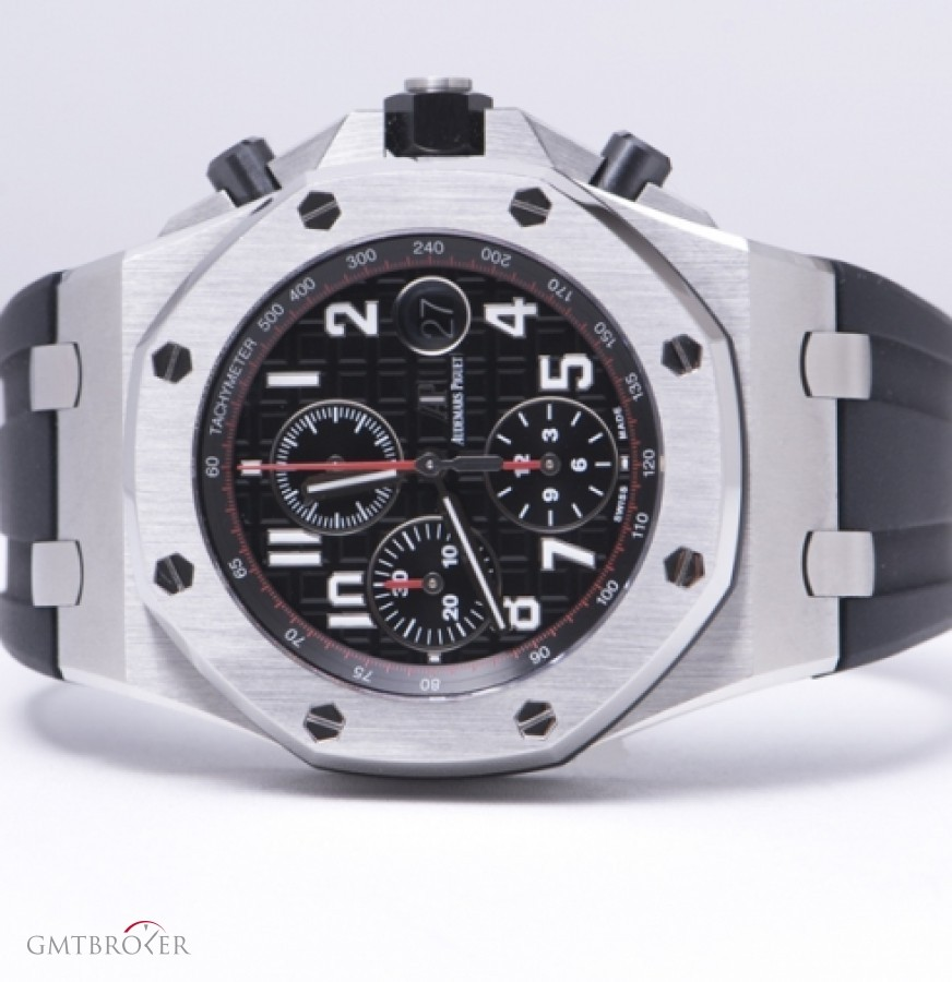 Audemars piguet off shore vampire photo 1 on gmtbroker for Royal oak offshore vampire