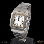 Cartier SANTOS STEEL AND GOLD  NMSM